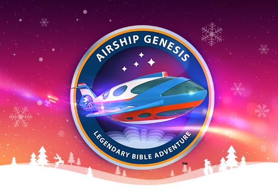 A new Airship Genesis Christmas story!