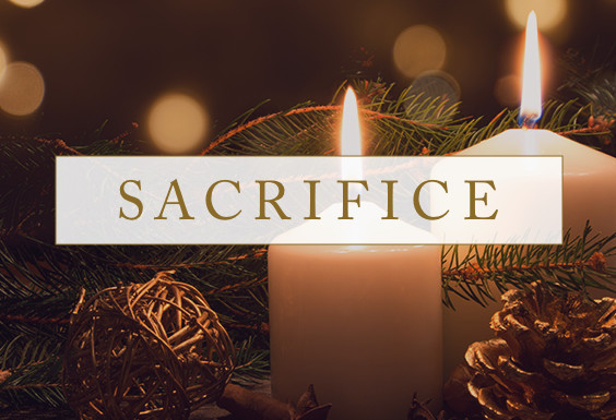 """Sacrifice"" article from Dr. Jeremiah"