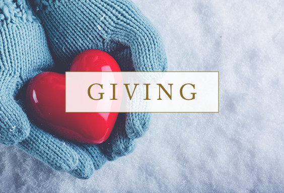 """Giving"" article from Dr. Jeremiah"