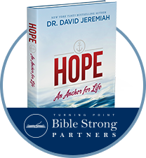 Hope - An Anchor for Life with your monthly Bible Strong Partner support