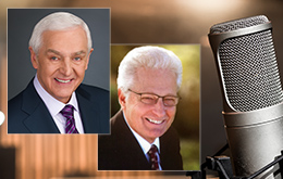 Dr. Jeremiah interviews the CEO of Hobby Lobby, David Green.