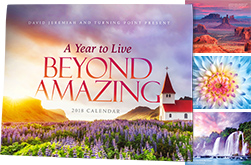 A Year to Live Beyond Amazing 2018 Calenda