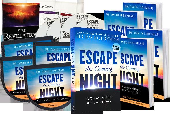 Escape the Coming Night Study Set