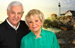 Join Dr. David and Donna Jeremiah for a