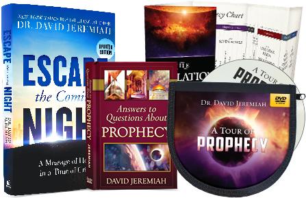 Dr. Jeremiah's Tour of Prophecy Set