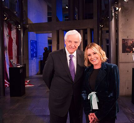 New Prophecy Interview - Dr. David Jeremiah and Sheila Walsh