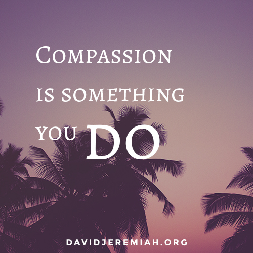 A Life of Compassion part 1