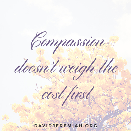 A Life of Compassion part 2