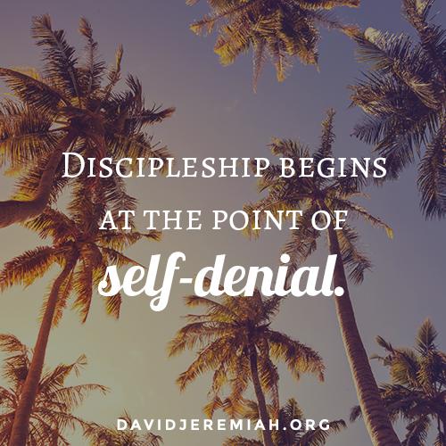 A Life of Self-Discipline part 1