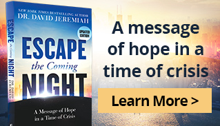 A message of hope in a time of crisis - Learn More