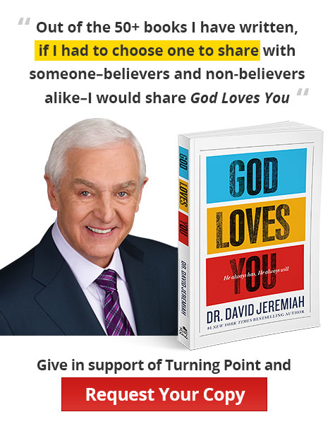 God Loves You - Request Your Copy