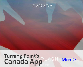 Turning Point's Canada App