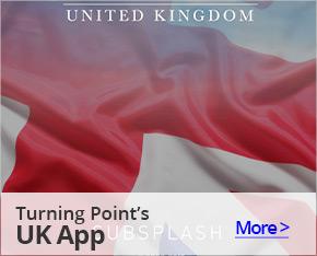 Turning Point's UK App