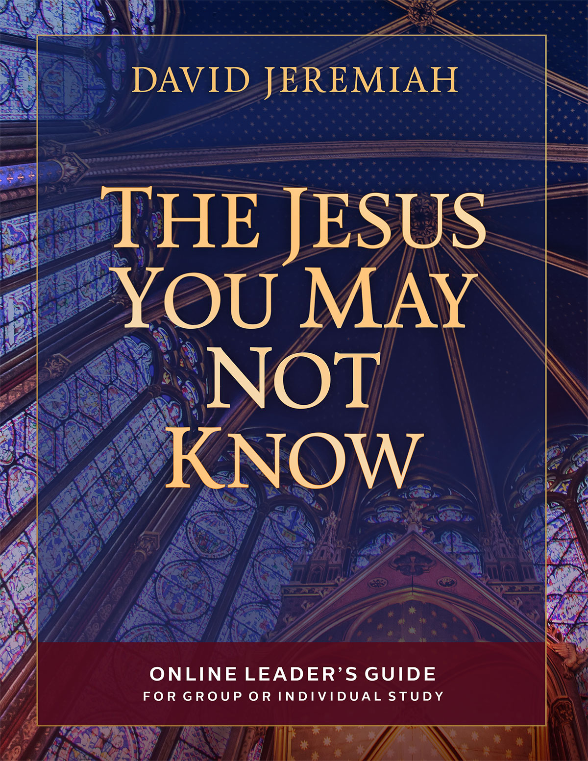 The Jesus You May Not Know: Leader's Guide