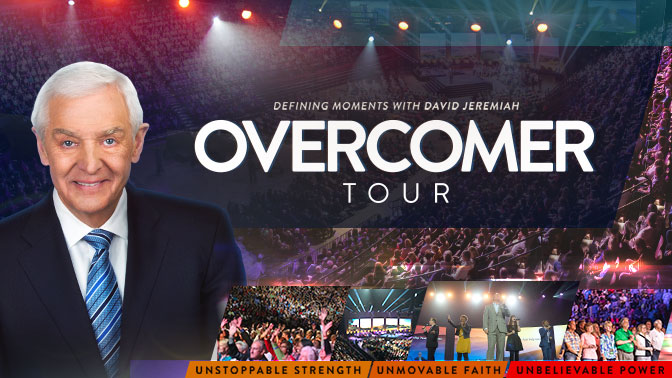 Dr. David Jeremiah presents Overcomer