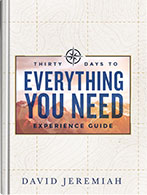 Thirty Days to Everything You Need - Experience Guide