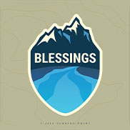 Navigation Scripture Card - Blessings