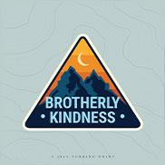 Navigation Scripture Card - Brotherly Kindness