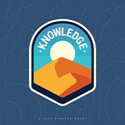 Navigation Scripture Card - Knowledge
