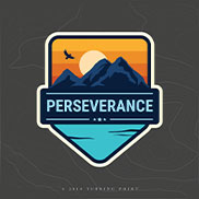 Navigation Scripture Card - Perseverance