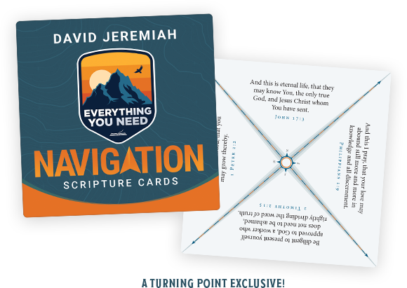 Navigation Scripture Cards