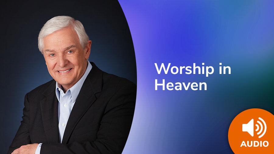 Worship in Heaven