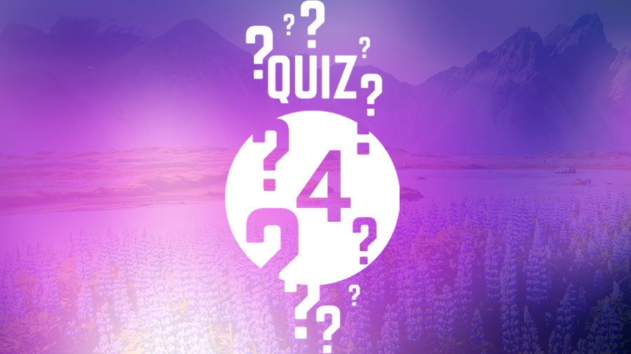 Test Your Knowledge! Heaven Quiz #4
