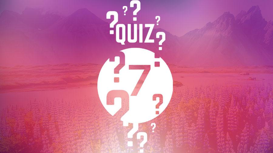 Test Your Knowledge! Heaven Quiz #7