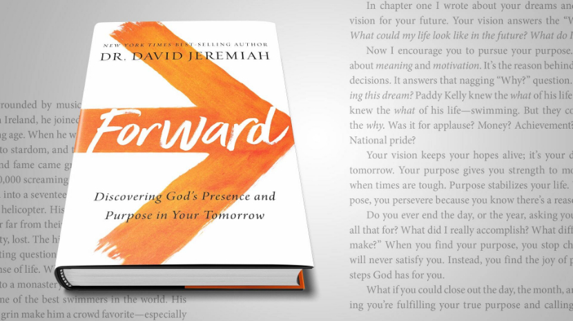 Introduction—FORWARD: Discovering God's Presence and Purpose in Your Tomorrow