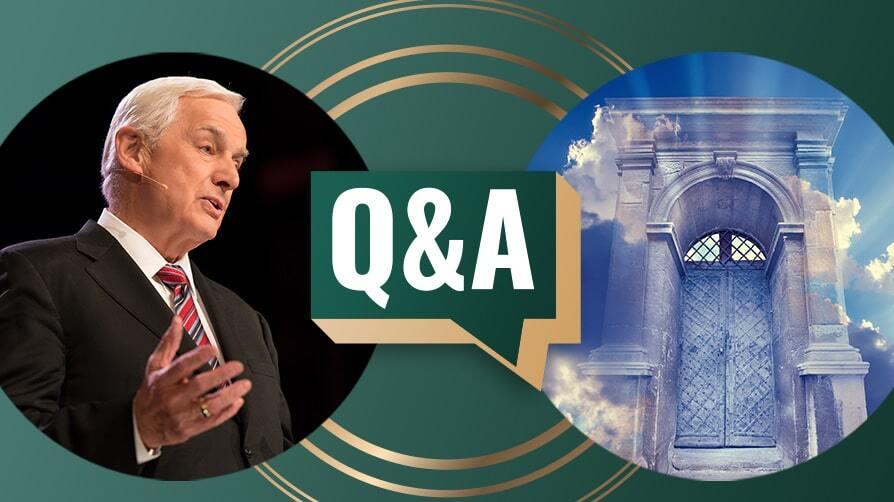 Q & A: Making Sense of Heaven