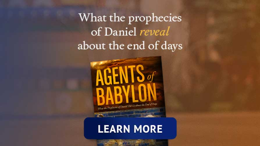 What the prophecies of Daniel reveal about the end of days: Learn More