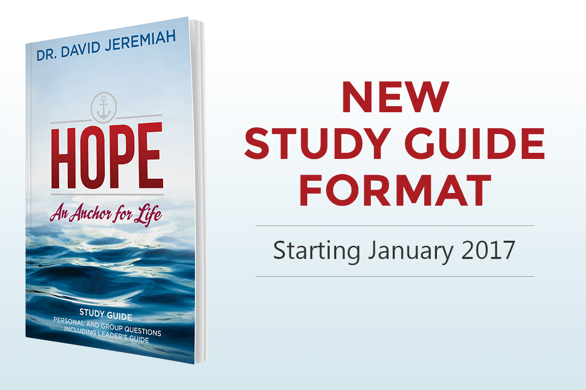 New Study Guide Format
