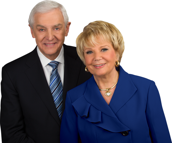 David and Donna Jeremiah