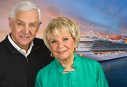 Join Dr Jeremiah and friends for an unforgettable Christian cruise!