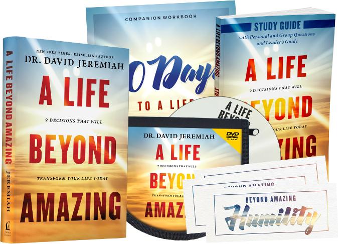 A Life Beyond Amazing Workbook Study Bundle