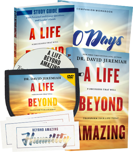 A Life Beyond Amazing Workbook Study Bundle