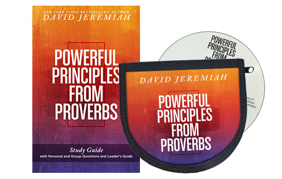 Powerful Principles From Proverbs Study Resources