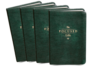 Request The Focused Life 4-Pack With A Gift of $100 or More