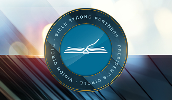 Join or Renew Today: Bible Strong Partner
