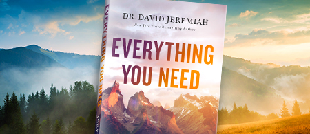 Everything You Need Book - Learn to live confidently in God's promises