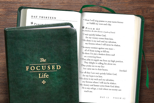 The Focused Life Devotional
