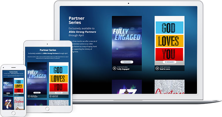 Ministry Partners: Stream These Series This Quarter