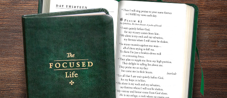 31 Days of Psalms and Proverbs: The Focused Life