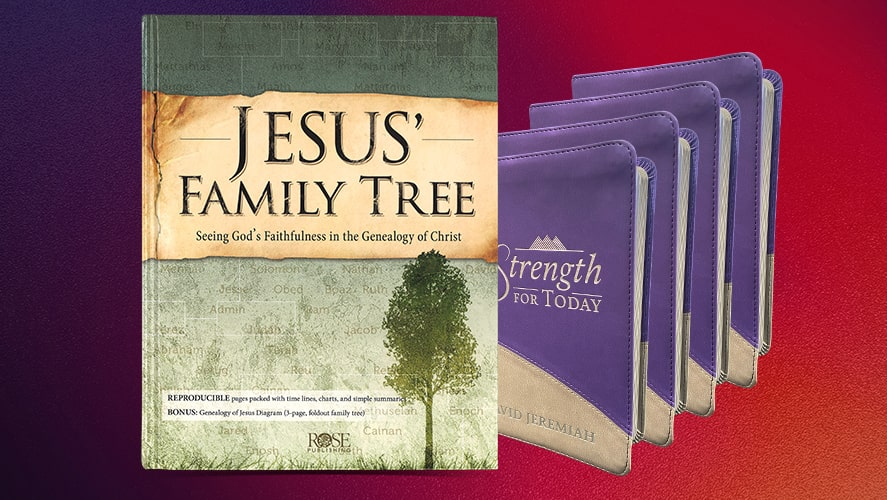 Jesus' Family Tree - Seeing God's Faithfulness in the Genealogy of Christ