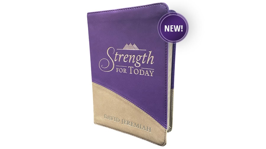 Strength for Today - New Purple Cover