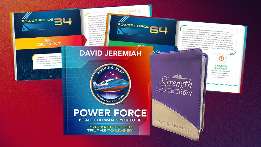 Power Force Kids' Devotional