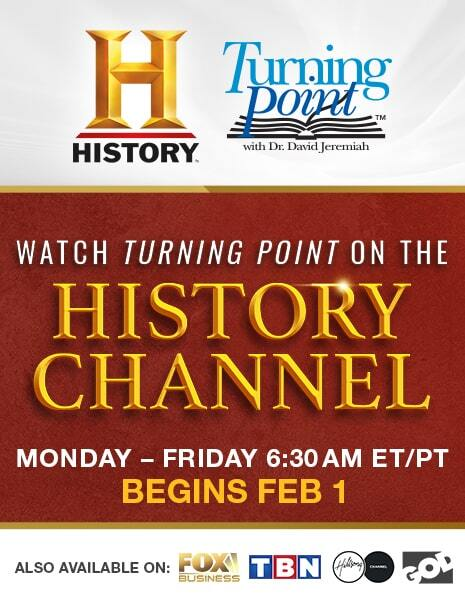 Watch Turning Point on The History Channel, Monday - Friday 6:30 AM ET/PT - Begins Feb 1