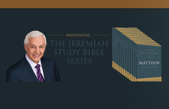 Browse the Jeremiah Bible Study Series Catalog!