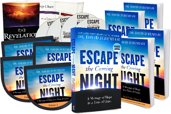 Escape the Coming Night Study Set
