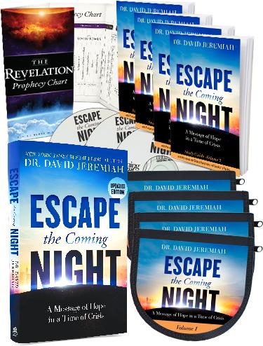 Dr. Jeremiah's Complete Revelation Study Set